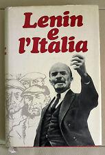 Lenin e l'Italia (URSS, 1971) comunismo, condizione eccellente