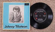 JOHNNY TILLOTSON - SELF TITLED - OZ PRESS LONDON LABEL COUNTRY POP EP - JUDY