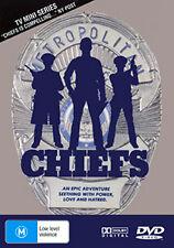 Charlton Heston CHIEFS - COMPLETE TV MINI SERIES DVD
