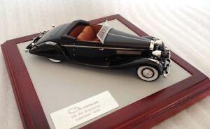 Chromes Chro47 1/43 Hispano Suiza K6 Brandone Cabriolet 1935