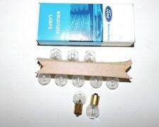NOS Obsolete set of 2 67 68 GT350 GT500 Shelby Console Gauge bulbs C4SZ-13466-B