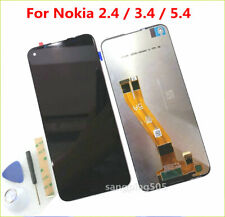 LCD Display Touch Screen Digitizer Assembly For Nokia 2.4 / 3.4 / 5.4