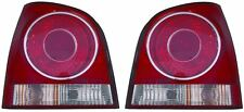 VW Polo 9N3 2005-2010 Hatchback Rear Tail Light Lamp Pair Left & Right