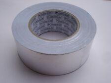 Adhésif aluminium acrylique Rouleau 45 metres coloris argent KLASSE S20 scotch