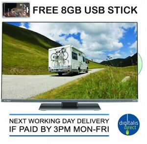 AVTEX L219DRS PRO 21.5″ CARAVAN TV DVD HD FREEVIEW SATELLITE 12v 24v MOTORHOME