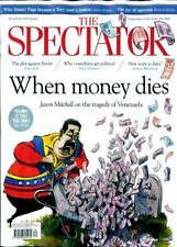 THE SPECTATOR MAGAZINE 25th AUGUST 2018 ~ WITH FREE LIFE MAGAZINE ~ NEW ~