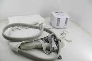 SEE NOTES ChiliSleep Cube Sleep System Cooling Heating Pad Temperature Control