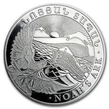 2017 Armenia 1 kilo Silver 10000 Drams Noah's Ark - SKU #102666
