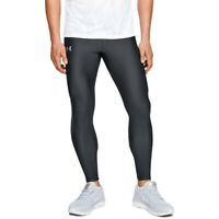 Under Armour Mens Speed Stride Tights Bottoms Pants Trousers - Grey Sports