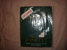 Jonelle Flat sheet double - Dark Green