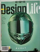Wired Design Life Special Edition Ultimate Style Guide Gadget FREE SHIPPING sb