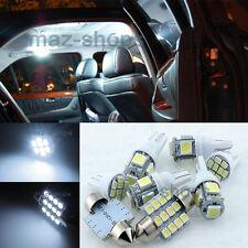 White LED SMD Interior Package For 2008-2013 Hyundai Grand Starex H-1 i800 iLoad