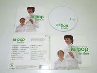 VARIOUS/LE POP EN DUO/LES CHANSONS DE LA NOUVELLE SCÉNE FRANCAISE(LPM04-2) CD