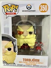 Funko Pop Games: Overwatch-Torbjörn Collectible Figure 350
