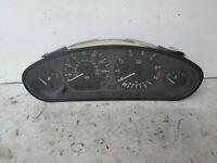 BMW E36 323 6 cylinder speedo instrument cluster working fits 320 323 328