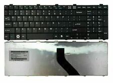 New Genuine Fujitsu Lifebook AH530 AH531 NH751 AH512 Black US Laptop Keyboard