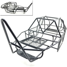 Steel Roll Chassis Frame Cage Shell Body for RC 1:10 Axial SCX10 Cars Crawler
