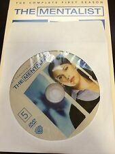 The Mentalist - Season 1, Disc 5 REPLACEMENT DISC (not full season)