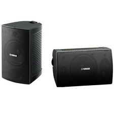 "Yamaha NS-AW294 6.5"" All Weather Speakers - Black (Pair)"