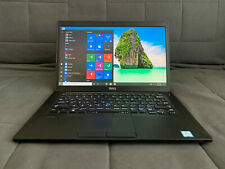 Dell Latitude 7480 14 inch Laptop ProSupport Warranty 2021 i5-7300u 512GB 8GB
