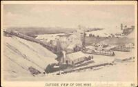 (mvt) Postcard: View of Ore Mine