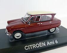 Citroen Ami 6 rosso, 1961, NOREV 1:43