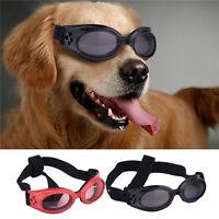 Fashion Pet Dog Doggles Goggles UV Sunglasses Eye Wear Protection Waterproof HOT