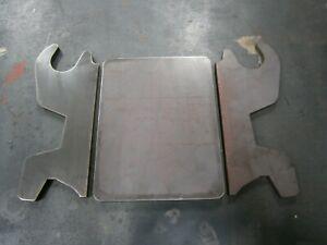 John Deere 27 / 35 ZTS & 110 TLB Adapter Plate Quick Change Kit