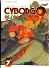 manga J-POP CYBORG 009 numero 7