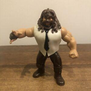 WWF/WWE Mankind Mattel Retro Action Figure