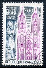 STAMP / TIMBRE FRANCE OBLITERE N° 1810 BASILIQUE DE SAINT NICOLAS DE PORT