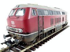 (X0735) Lenz 40160 Diesellok V160 der DB, DIGITAL SOUND, OVP, TOP PATINIERT !