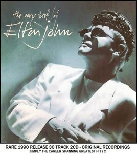 Elton John Essential Ultimate Very Best 30 Greatest Hits Collection Rock Pop 2CD