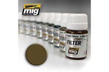 AMMO OF MIG A.MIG-1510 Filter Tan for 3 Tone Camo 35ml
