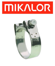 Honda VFR 400 RIII M NC30 1991 Mikalor Stainless Exhaust Clamp EXC404