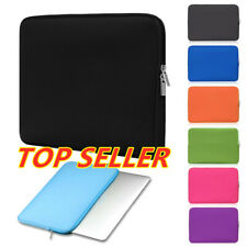 Laptop Bag Sleeve Case Cover Notebook Pouch For Apple MacBook Lenovo HP Dell-