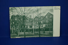 Vintage 3234 Adams House Waltham, Massachusetts, B&W Post Card, Pc3