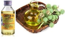 Pure Castor Oil For Skin Hair And Health Natural Herbal Care 100 ml