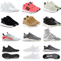 Adidas Mens Womens EQT/Cloudfoam Trainers Running Gym Casual Shoes Sneakers