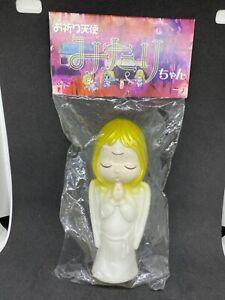 Gargamel Praying Angel sofubi soft vinyl designer toy japan