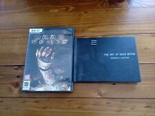 Dead Space (PC, 2008) + The Art of Dead Space : Designing A Nightmare (Glasses)