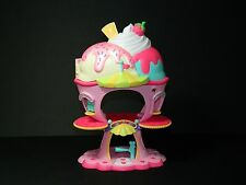 ✿✿My Little Pony ICE CREAM SUNDAY CARNIVAL PLAYHOUSE Ponyville Sweet Shop Parlor