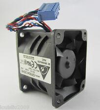 5x NEW Delta GFB0412SHE 40mm x 50mm x 38mm DC 12V 0.68A Brushless Case Fan 6-pin