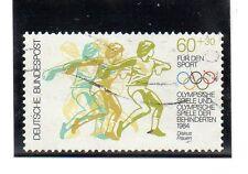 Alemania Federal Deportes Olimpiada año 1984 (BD-272)