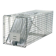Havahart 1079 Live Animal Trap Raccoons Stray Cats Groundhogs Opossums Armadillo