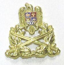 Insigne de casquette Armée MOLDAVE - trés peu courant -