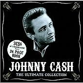 Johnny Cash - The Ultimate Collection [3CD Tin]