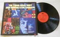 Eric Burdon & The Animals-The Twain Shall Meet-German Polydor LP-Sky Pilot-Psych
