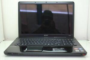Sony VAIO VPCEF34FX PCG-71511L AMD Turion II P540 4GB RAM 160GB HDD Windows 10
