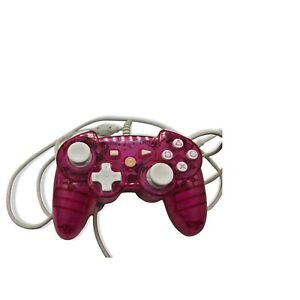 PS3 Rock Candy Wired Controller- Pink
